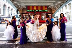 Nadya & Jordache | Gotham Hall, New York City Wedding » NYC Wedding Photography Blog