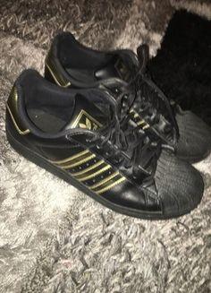 Kupuj mé předměty na #vinted http://www.vinted.cz/damske-boty/tenisky/11811800-adidas-tenisky-v-cernozlate-barve