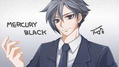 mercury black