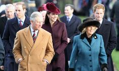 It was a holly jolly holiday for the royals. Will, Kate and Harry walked with members of their family including Prince Charles and the Duchess of Cornwall to Sandringham Church for the traditional Christmas Day service at Sandringham in 2011.