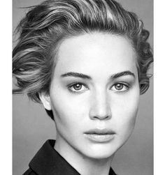 Absolutely beautiful Jennifer Lawrence for Dior
