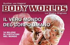 Body worlds in mostra a Napoli