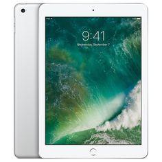 Apple 2017 iPad 128GB Wi-Fi Only - Silver (MP2J2LL/A) Silver 128 GB