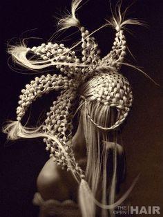 2016 俄羅斯美髮大賽 最佳前衛風格入圍 Sergey Chernyshev - 創意髮型 - 線上訊息 - 髮型文化雜誌