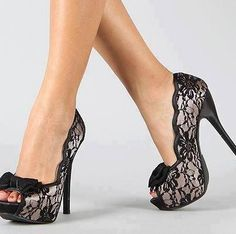 Love the colors and the lace -with a Little black dress  http://newfashiontrendsonline.blogspot.com/2013/11/badgley-mischka-womens-sandal.html