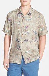 7ad2b56a Men's Hawaiian Shirts   Nordstrom. Mens Hawaiian ShirtsCasual Button Down  ShirtsCut ShirtsWorkout ShortsTommy BahamaSports ...