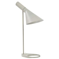 Arne Jacobsen Desk Lamp | From a unique collection of antique and modern table lamps at http://www.1stdibs.com/furniture/lighting/table-lamps/