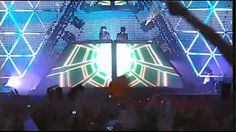 Daft Punk Alive 2007 One More Time / Aerodynamic HD