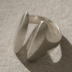 Gallery 925 - Hans Hansen Modernist Ring