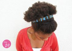 natural hair accessories    ... South African Natural Hair Blog: 30 Days, 30 Hair Accessories: Day 29