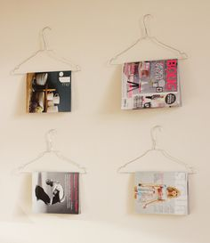 genius idea.. now if  you could just make the hangers cute.. hmm