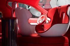 Idea for new automotive interior. So cool.
