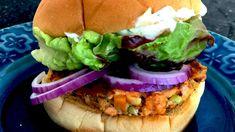 Salmon Salad Sandwich Recipe | Bumble Bee Seafoods Salmon Salad Sandwich, Salmon Loaf, Salmon Cakes, Spicy Salmon, Roasted Salmon, Tuna Burgers, Tuna Patties, Patties Recipe