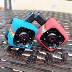 SQ11 Mini Camera HD 1080P Night Vision Camcorder Car DVR Infrared Video Recorder #Doesnotapply