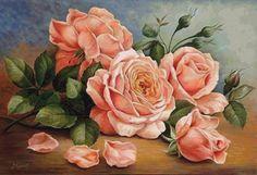 Розы, предпросмотр