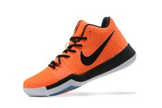 Spring Summer 2018 Where To Buy Nike Kyrie 3 NIKEID Max Orange Black