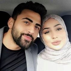 I'm obsessed with how gorgeous some Muslim couples are together Michael Johnson, Husband And Wife Love, Best Husband, Cute Couple Quotes, Cute Couple Pictures, Beautiful Pictures, Cute Girl Pic, Cute Girls, Niqab