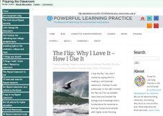 Flipping the Classroom - LiveBinder
