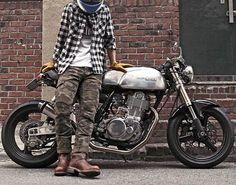 cafe rider style - Google 検索