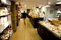 cheese shop in London