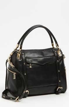 I want this bag!  will have to visit it in store to see if it is as pretty as it looks.  Rebecca Minkoff 'Cupid' Satchel available at #Nordstrom