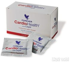 Forever Cardio Health + CoQ10