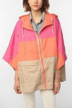 BDG Packable Poncho  #UrbanOutfitters