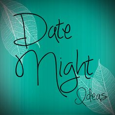 Married Date Nights