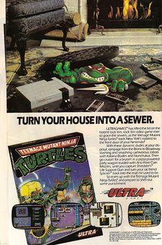 ancienne publicite jeu video magazine 03 Publicités pour des jeux vidéos classiques  design bonus