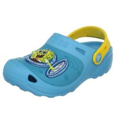 750da0c77 Crocs Sponge Bob Ahoy Clog (Toddler Little Kid)