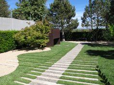 Cornerstone Sonoma - сад современных инсталляций в Калифорнии