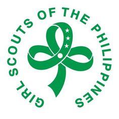 Resulta ng larawan para sa girl scout of the philippines logo Girl Scout Logo, Girl Scout Patches, Girl Scouts, Girl M, S Girls, Math Border, Page Borders, Avatar Couple, Thinking Day