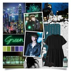 """You just want me 'cause I'm next"" by bangtan-life ❤ liked on Polyvore featuring Nly Shoes, kpop, bts, BangtanBoys, jin and SeokJin"