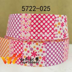 """free shipping 2015 new arrived ribbon 10 yards 1""""(25MM) cartoon ribbon printed grosgrain ribbon for bows Accessories 5722 025-in Ribbons from Home & Garden on Aliexpress.com 