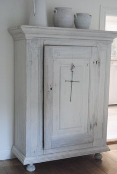 color for the living room armoire?