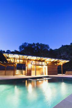 aros:  Delightful Sonoma Wine Country Cabana with San Francisco Bay Views