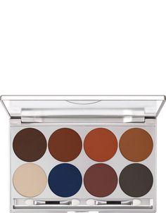 Eye Shadow Palette 8 Farben | Kryolan - Professional Make-up