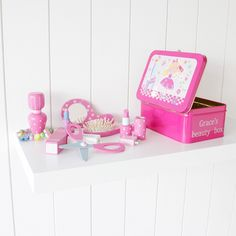 Personalised Beauty Set in a Box
