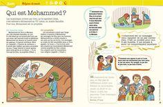 """""""Qui est Mohammed ?"""" le magazine d'éveil à la foi Filotéo explique qui est le prophète Mohammed A télécharger sur http://www.bayard-jeunesse.com/Actualites/Donner-aux-enfants-et-aux-adolescents-des-cles-pour-comprendre-l-actualite-de-ces-derniers-jours"""