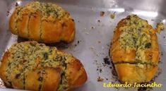 Como fazer pão de alho simples, rápido e fácil - Ideal para um churrasco...