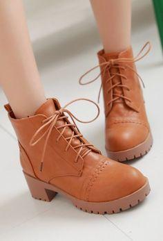 Botines Imágenes High Ankle Boots Heel Y Boots De Mejores 21 wOqUft