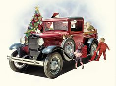 The Magical Joy Of Christmas .... by Rat Rod Studios, via Flickr