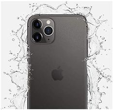 Apple iPhone 11 Pro, 256GB, Space Gray, Fully Unlocked (Renewed) Apple Iphone, Prix Iphone, Apple Pay, Buy Apple, Simple Mobile, First Iphone, Face Id, Modern Kitchens, Travel