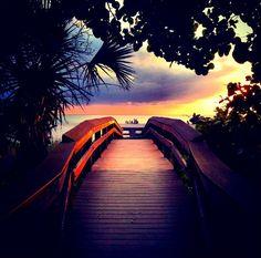 Sunsets on Marco Island Florida