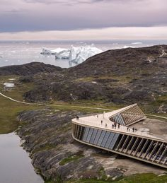 Arctic Landscape, History Of Time, Steel Trusses, Dramatic Lighting, Exhibition Space, Built Environment, Whale Watching, Steel Frame, Climate Change