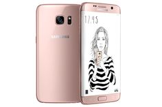 Samsung Galaxy S7 Edge Pink Gold
