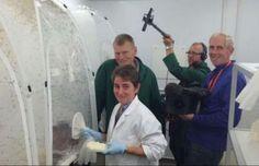 В Европе могут появиться фермы по производству съедобных насекомых http://www.agroxxi.ru/zhurnal-agroxxi/novosti-nauki/v-evrope-mogut-pojavitsja-fermy-po-proizvodstvu-sedobnyh-nasekomyh.html  Исследователи изучают состоятельность личинок в качестве источника белка для скота и рыб