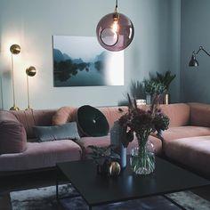 "884 Likes, 41 Comments - Eske Interiør # Design (@eskeinterior) on Instagram: ""Eske gjør større og mindre interiørprosjekter 🌸 Kontakt maria@eskeinterior.no dersom du ønsker en…"""