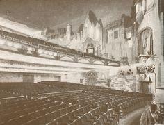 Colosseum Interior - Cumming George