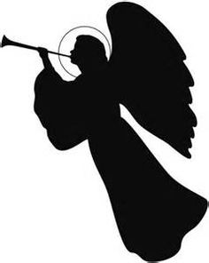 christmas angel silhouettes - Yahoo Image Search Results
